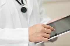 Γιατρός στην εργασία Στοκ Φωτογραφία