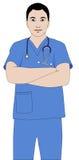 Γιατρός χειρούργων Στοκ Φωτογραφίες