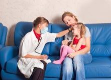 γιατρός Στοκ εικόνες με δικαίωμα ελεύθερης χρήσης