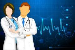 Γιατρός απεικόνιση αποθεμάτων