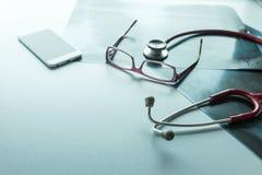 γιατρός s γραφείων Στοκ Εικόνα