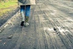 Για μια βροχερή ημέρα Στοκ Φωτογραφία