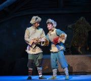 """Για να επισκεφτεί τη """"Taking τίγρη Montain οπερών συγγενής-Πεκίνο από Strategy† Στοκ Εικόνες"""