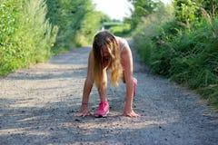 Για να τρέξετε, πάρτε το σύνολο, πηγαίνει Στοκ φωτογραφία με δικαίωμα ελεύθερης χρήσης