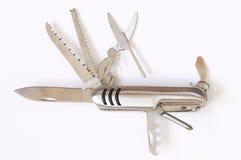 για πολλές χρήσεις πέννα μαχαιριών Στοκ Εικόνα