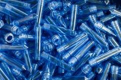 Για την παραγωγή του πλαστικού εργοστασίου μπουκαλιών Στοκ εικόνες με δικαίωμα ελεύθερης χρήσης