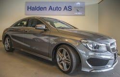 Για την πώληση, cla 200 Mercedes-benz Στοκ εικόνα με δικαίωμα ελεύθερης χρήσης