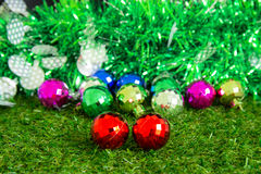 Για τη Παραμονή Χριστουγέννων Στοκ Εικόνα