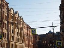Για τους πεζούς πέρασμα τρία Στοκ εικόνες με δικαίωμα ελεύθερης χρήσης