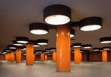 Για τους πεζούς υπόγεια διάβαση στο Βερολίνο στοκ εικόνες