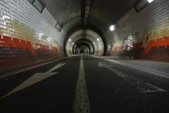 Για τους πεζούς υπόγεια διάβαση Στοκ φωτογραφία με δικαίωμα ελεύθερης χρήσης
