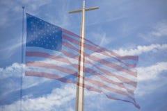 Για το Θεό και τη χώρα Στοκ φωτογραφία με δικαίωμα ελεύθερης χρήσης