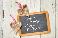 Για Mom Στοκ Εικόνες