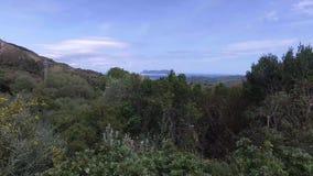 Γιβραλτάρ, UK, Ανδαλουσία, Ισπανία - 16 Απριλίου 2016: Ακρωτήριο του Γιβραλτάρ απόθεμα βίντεο