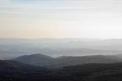 γιγαντιαία βουνά Στοκ Φωτογραφίες