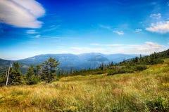 Γιγαντιαία βουνά Medvedin- Στοκ εικόνα με δικαίωμα ελεύθερης χρήσης