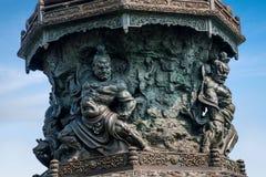 Γιγαντιαία Βούδας Wuxi φυσική περιοχή Lingshan στο λουτρό άρδευσης Kowloon Στοκ Εικόνες