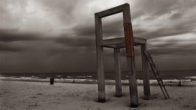Γιγαντιαία καρέκλα Στοκ Εικόνες