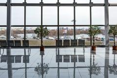 Γιγαντιαία πανοραμικά παράθυρα Στοκ φωτογραφίες με δικαίωμα ελεύθερης χρήσης