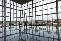 Γιγαντιαία πανοραμικά παράθυρα Στοκ εικόνες με δικαίωμα ελεύθερης χρήσης