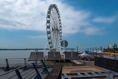 Γιγαντιαία ρόδα Ferris Στοκ Φωτογραφία