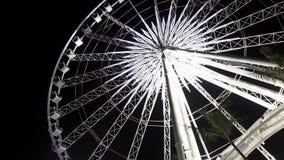Γιγαντιαία ρόδα Ferris Στοκ φωτογραφίες με δικαίωμα ελεύθερης χρήσης