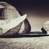γιγαντιαίος βράχος Στοκ φωτογραφίες με δικαίωμα ελεύθερης χρήσης