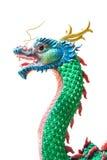 Γιγαντιαίος κινεζικός δράκος Στοκ φωτογραφίες με δικαίωμα ελεύθερης χρήσης