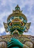 Γιγαντιαίος ναός του Βούδα, αρχαίο γλυπτό Στοκ εικόνα με δικαίωμα ελεύθερης χρήσης