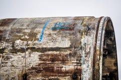 Γιγαντιαίος σωλήνας σιδήρου Στοκ Εικόνες