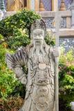 Γιγαντιαίο άγαλμα σε Wat Phra Kaew, Μπανγκόκ, Ταϊλάνδη Στοκ φωτογραφία με δικαίωμα ελεύθερης χρήσης