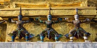 γιγαντιαίο άγαλμα Ταϊλαν&de στοκ εικόνες