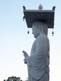 Γιγαντιαίο άγαλμα του Βούδα στη Νότια Κορέα Στοκ Εικόνα
