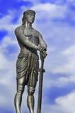 Γιγαντιαίο άγαλμα lapu-Lapu Στοκ εικόνα με δικαίωμα ελεύθερης χρήσης