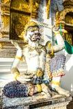 Γιγαντιαίο άγαλμα, wat chiangmai Ταϊλάνδη απαγόρευση-κρησφύγετων Στοκ εικόνα με δικαίωμα ελεύθερης χρήσης