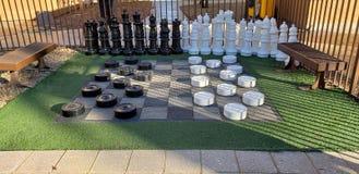 Γιγαντιαίο θωρακικό επιτραπέζιο παιχνίδι στοκ φωτογραφίες με δικαίωμα ελεύθερης χρήσης