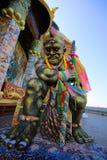 Γιγαντιαίο τρίτο μάτι αγαλμάτων Στοκ Εικόνα