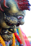 Γιγαντιαίο τρίτο μάτι αγαλμάτων Στοκ Εικόνες