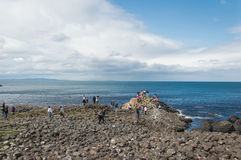 Γιγαντιαίο υπερυψωμένο μονοπάτι του s Στοκ φωτογραφία με δικαίωμα ελεύθερης χρήσης
