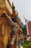 Γιγαντιαίο χρυσό άγαλμα, Ταϊλάνδη Στοκ φωτογραφίες με δικαίωμα ελεύθερης χρήσης