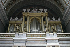 γιγαντιαίο όργανο Στοκ φωτογραφία με δικαίωμα ελεύθερης χρήσης