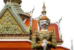 Γιγαντιαίο Wat Arun στο μεγάλο παλάτι Στοκ φωτογραφία με δικαίωμα ελεύθερης χρήσης