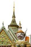 Γιγαντιαίο Wat Arun στο μεγάλο παλάτι Στοκ Φωτογραφία