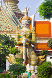 Γιγαντιαίο Wat Arun Στοκ Φωτογραφίες