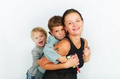 γιοι αγάπης Στοκ εικόνα με δικαίωμα ελεύθερης χρήσης