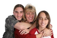 γιοι μητέρων Στοκ εικόνα με δικαίωμα ελεύθερης χρήσης