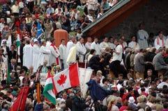 γιορτάζοντας ουγγρικ&omicro στοκ φωτογραφίες με δικαίωμα ελεύθερης χρήσης