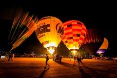 Γιορτή μπαλονιών ζεστού αέρα Putrajaya Στοκ Φωτογραφίες