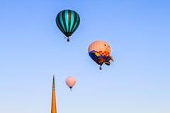 Γιορτή μπαλονιών ζεστού αέρα Putrajaya Στοκ φωτογραφία με δικαίωμα ελεύθερης χρήσης