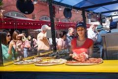 Γιορτή του SAN Gennaro Στοκ εικόνα με δικαίωμα ελεύθερης χρήσης